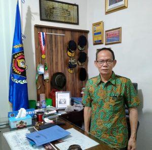 Ketua PWI Prov Jambi, H. R. Ridwan Agus Dpt